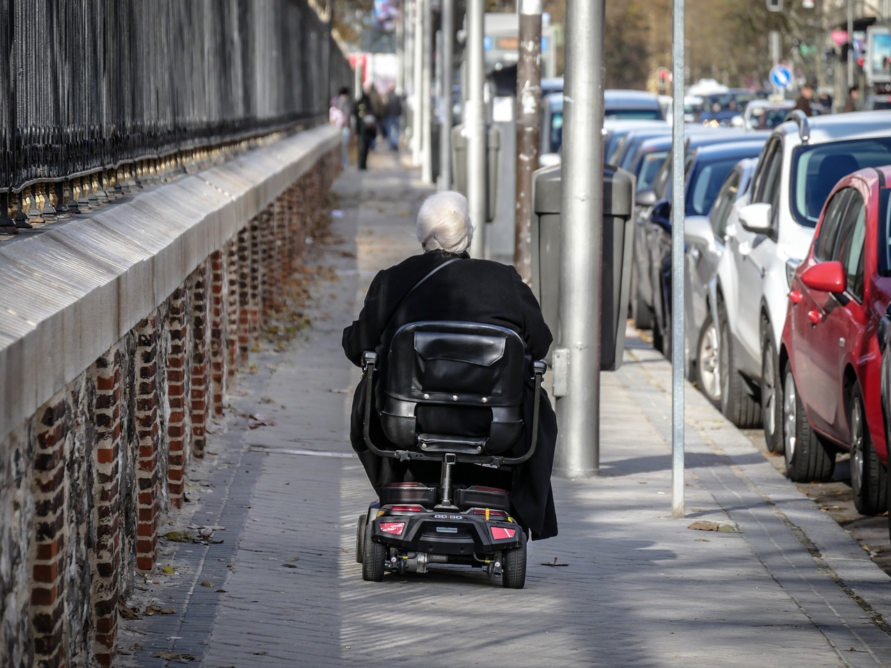 Electric mobility Scooters - The Sunrise Post