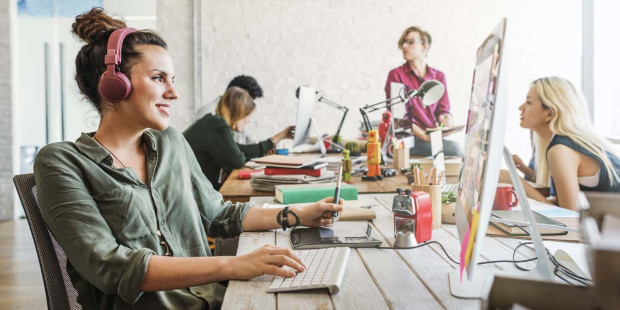 Office Needs An Upbeat and Chill Company Culture - The Sunrise post