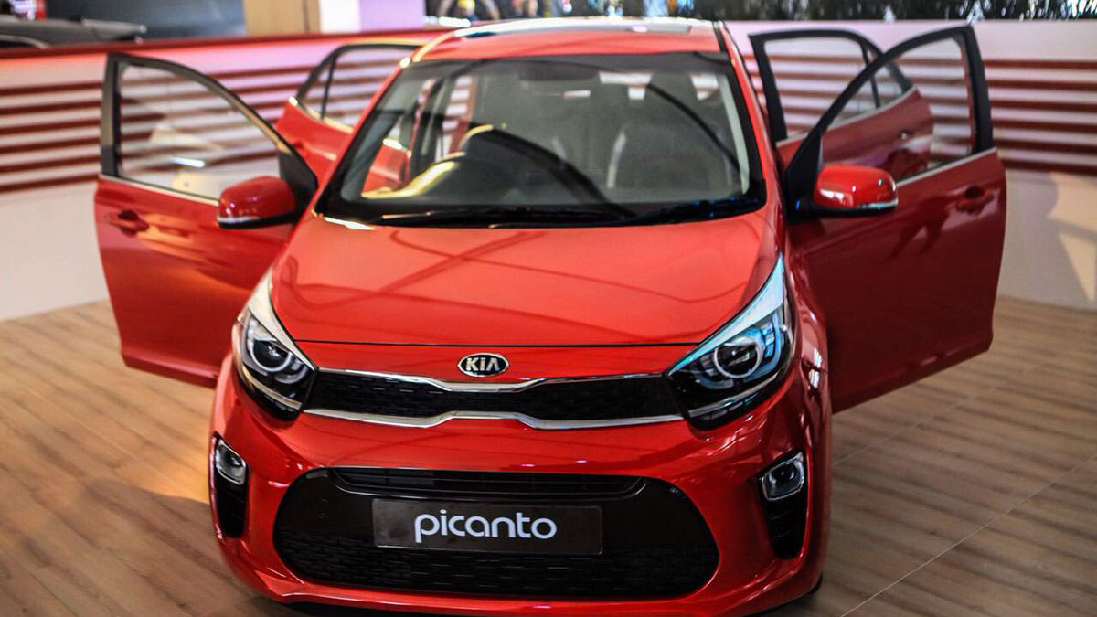 Kia Picanto price Philippines