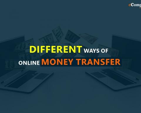 Different Ways Of Online Money Transfer